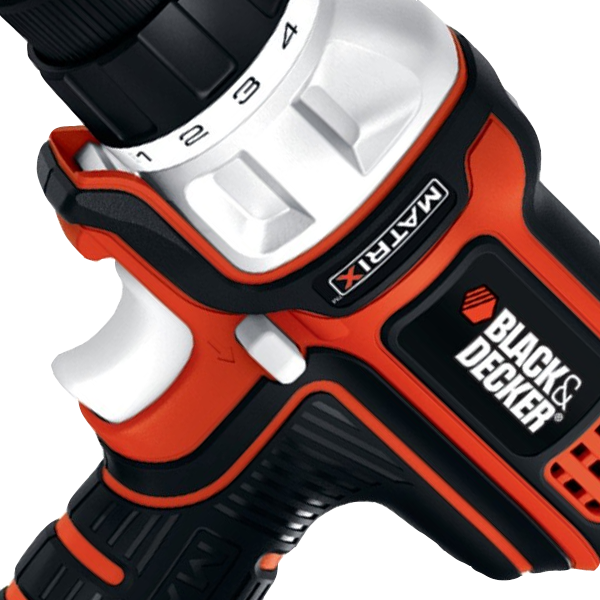 Black & Decker BDCDMT120 20-volt Matrix Drill _3